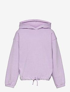 Sweater Hoodie Gwen - kapuzenpullover - lilac