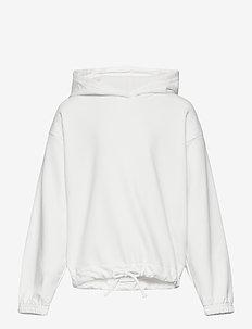 Sweater Hoodie Gwen - kapuzenpullover - white