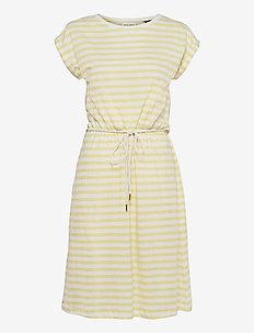 Dress Jane - sommerkjoler - yellow