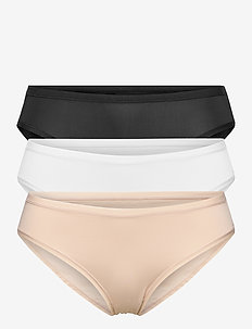 Brief 3 pack Polly bikini regu - culottes et slips - multi