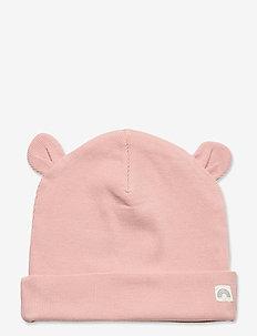 Cap w ears - pink