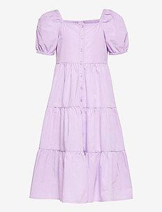 Dress Zita - kjoler & nederdele - lilac