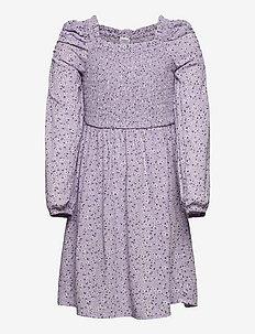 Dress Melina - dresses - lilac