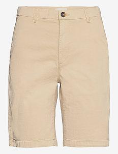 Shorts Chino - chino shorts - beige