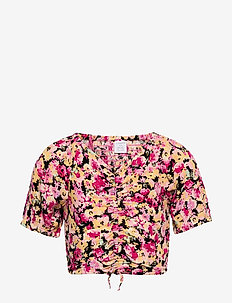 Blouse Kylie - blouses & tunics - pink