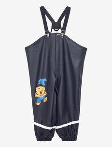 Raintrousers PU small kids B - pantalons - blue