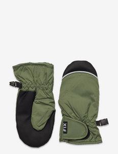 Mitten waterproof AW 21 - gants - green