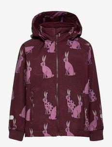Jacket FIX Softshell - softshell jacket - lilac