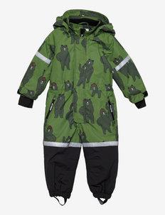 Overall FIX - snowsuit - green
