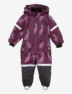 Overall FIX - snowsuit - lilac