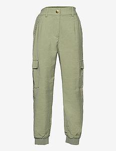 Trousers Arlene - trousers - green