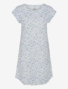 Night Dress Big T Kim - piżamki - blue