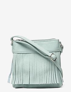 Bag fringles - crossbody bags - turquoise