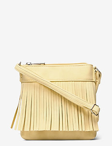 Bag fringles - crossbody bags - yellow