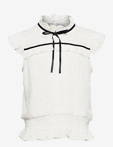 Blouse Heidi - chemisiers & tuniques - white