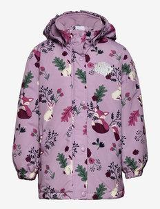 Jacket taslon - untuva- & toppatakit - lilac