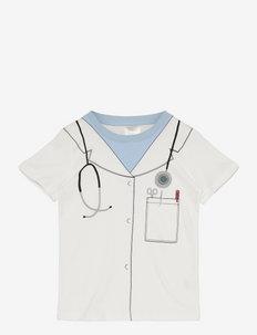 T shirt Doctor - short-sleeved - white