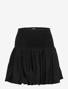Skirt Bella - nederdele - black