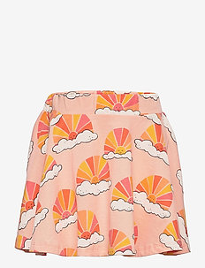 Skirt  Sun - röcke - coral