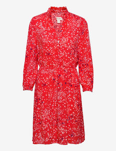 Dress Emily - everyday dresses - red