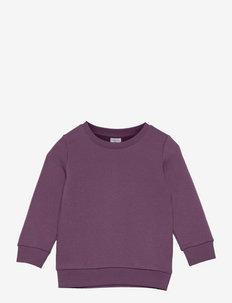 Sweater basic - sweatshirts - lilac