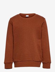 Sweater basic - sweatshirts - orange