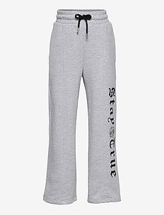 Trousers Steffie - trousers - grey