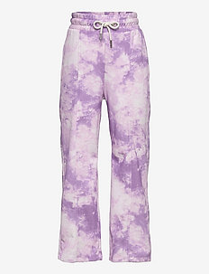 Trousers Steffie - trousers - lilac