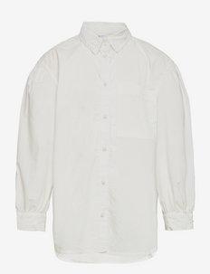 Shirt Poppy - shirts - white