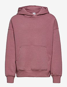 Hooded Sweatshirt Ocean - hoodies - pink