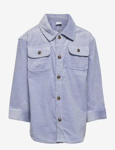Shirt Courtney cord - shirts - blue