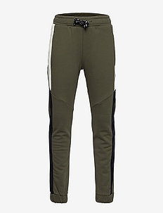 Trousers Sidepanel - trousers - green