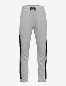 Trousers Sidepanel - trousers - grey