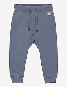 Trousers patch at back - trousers - blue