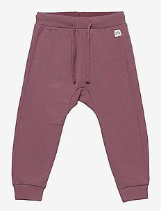 Trousers patch at back - hosen - lilac