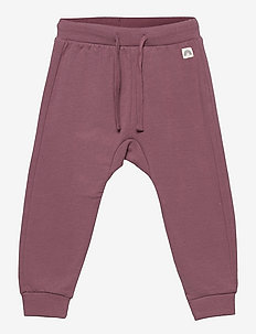 Trousers patch at back - trousers - lilac