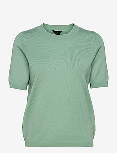Sweater Polly - strikkede toppe - green