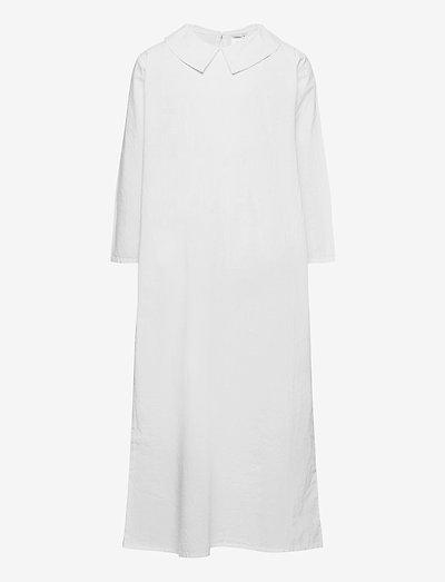 Sm boy Lucia nightgown - klänningar - white