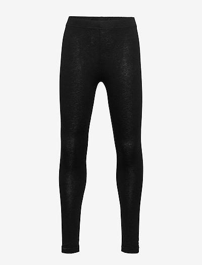 Leggings Basic long - leggings - black