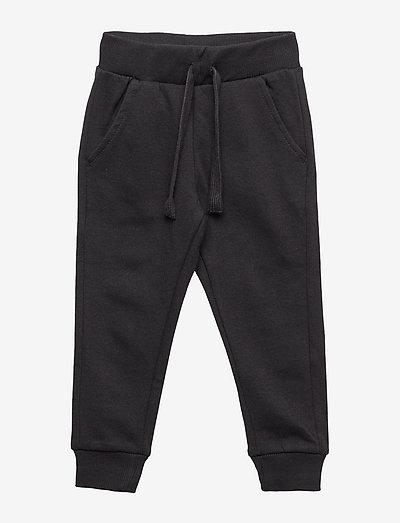 Jogging trousers basic Contrac - sweatpants - black