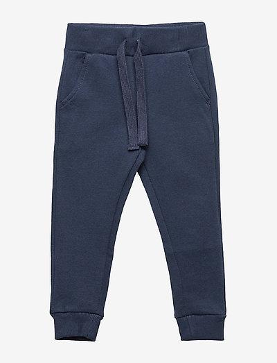 Jogging trousers basic Contrac - sweatpants - blue