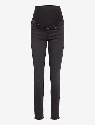 Trs denim MOM Tova soft black - mom jeans - black
