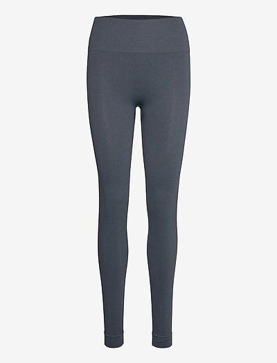 Leggings Ella Seamless - leggings - blue