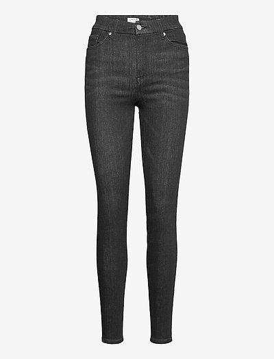 Trousers denim Clara new black - slim jeans - black