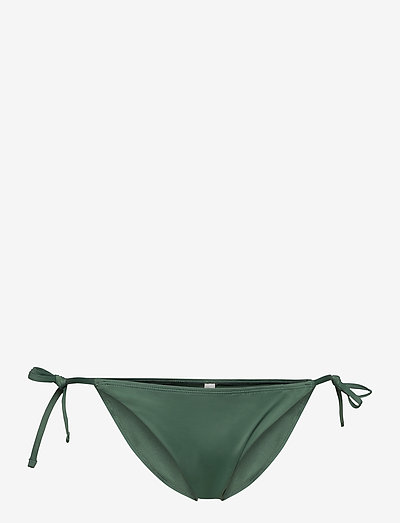 Swim Brief Phoebe Tie - bikinialaosat - green