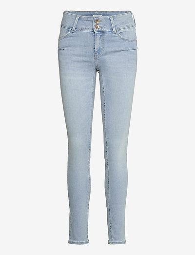 Trousers denim Lilly lt blue - skinny jeans - blue