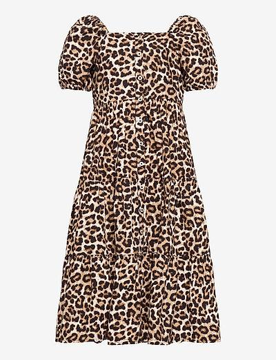 Dress Zita - jurken & rokjes - beige
