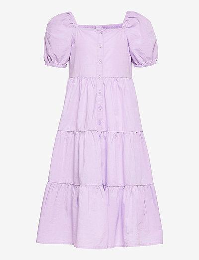 Dress Zita - jurken & rokjes - lilac
