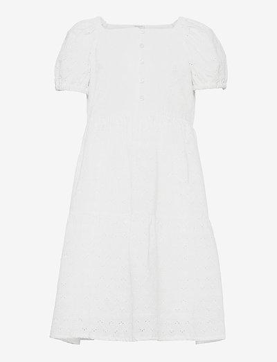 Dress Marielle - kjoler & nederdele - white