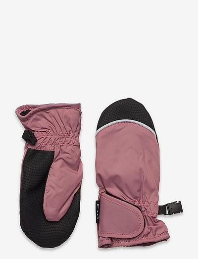 Mitten waterproof AW 21 - vantar - pink